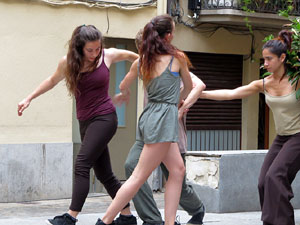 inund'ART 2017.Espectacles musicals i de dansa a la plaça Mercaders