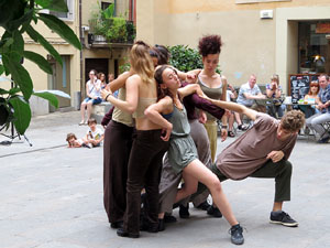inund'ART 2017. Espectacles musicals i de dansa a la plaça Mercaders