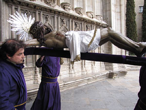 Via Crucis a la Catedral
