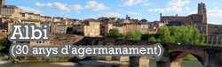 Albi. 30 anys d'agermanament